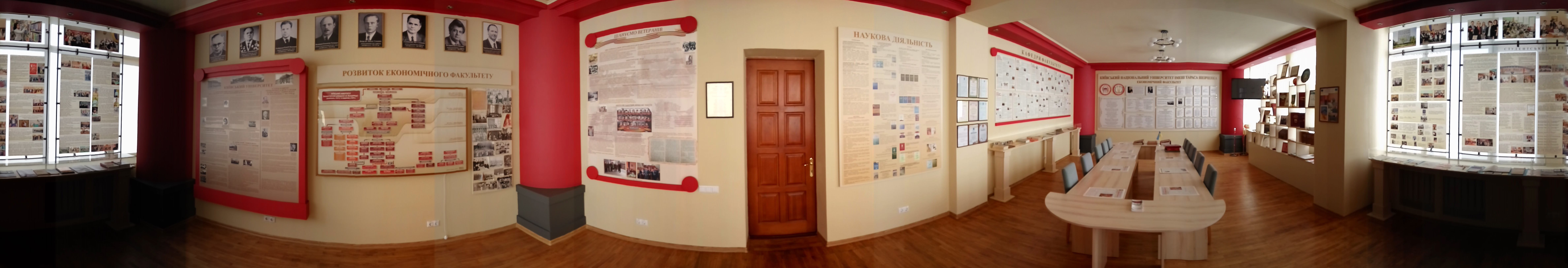 museum history of faculty